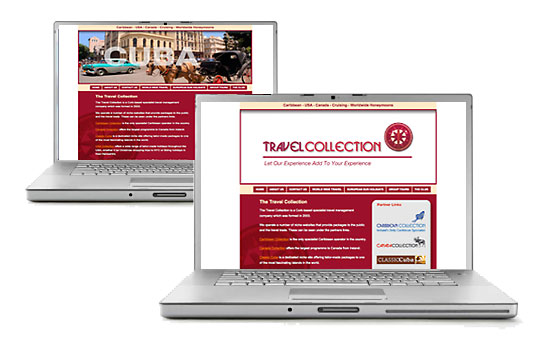 Travel Collection Website